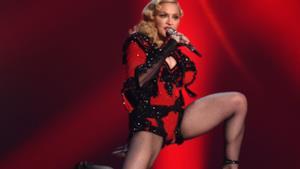 Gaffe di Madonna