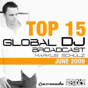 Global DJ Broadcast Top 15 - June 2009