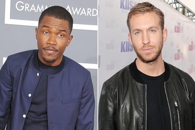 Frank Ocean e Calvin Harris collaboreranno per il prossimo brano del dj