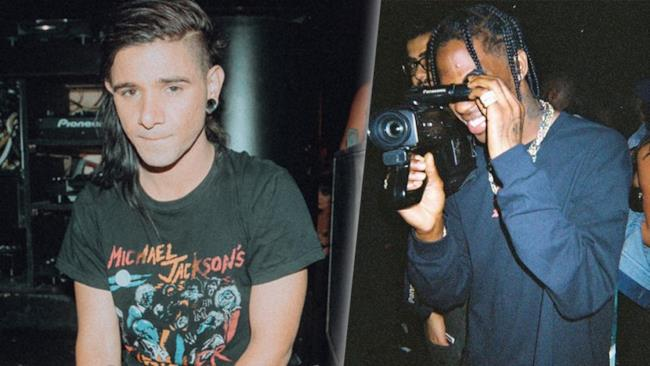 Travis Scott e Skrillex