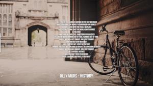 Olly Murs: le migliori frasi dei testi delle canzoni