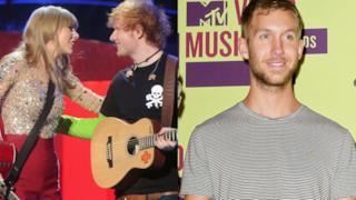 Ed Sheeran, ecco cosa pensa di Taylor Swift e Calvin Harris