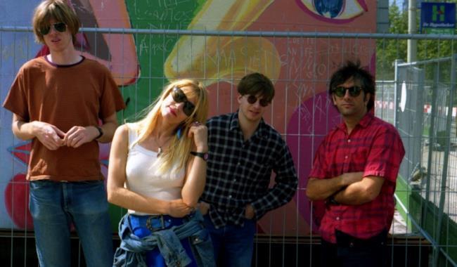 La band alternative rock Sonic Youth
