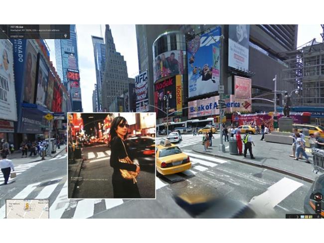 Stories from the City, Stories from the Sea in Street View