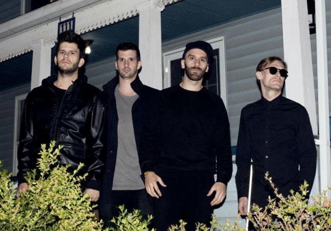 La band statunitense degli X Ambassadors