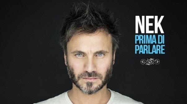 """Filippo """"Nek"""" Neviani"""