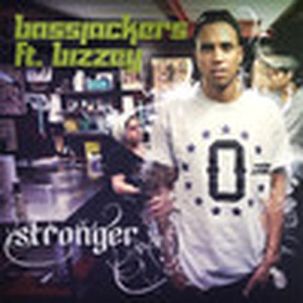 Stronger (feat. Bizzey) - EP