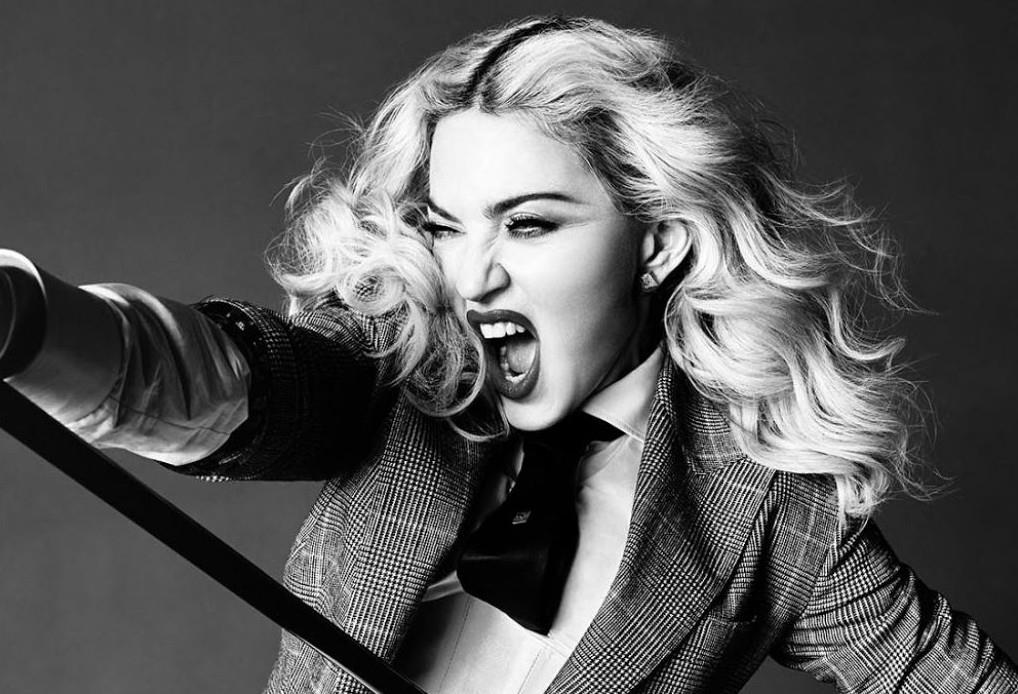 Madonna star