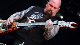 Kerry King degli Slayer