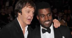Paul McCartney su Kanye West, Lusingato e fortunato a lavorare con lui