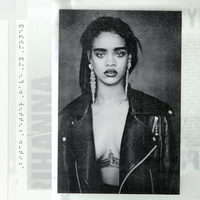 L'immagine pubblicata su Instagram da Rihanna