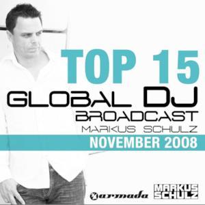 Global DJ Broadcast Top 15: November 2008