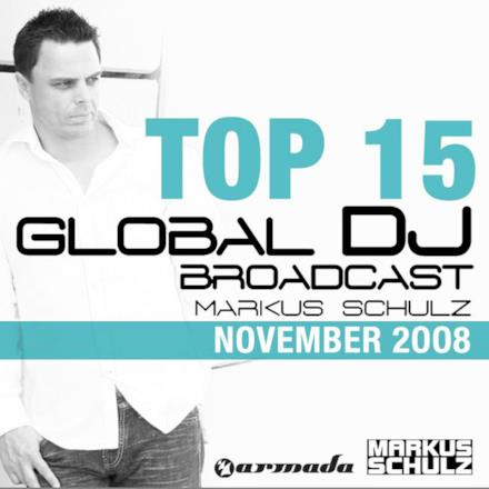 Global DJ Broadcast Top 15: November 2008
