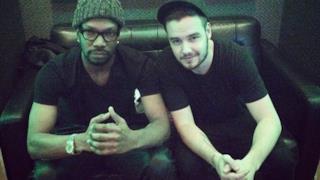 Liam Payne insieme al rapper Juicy J