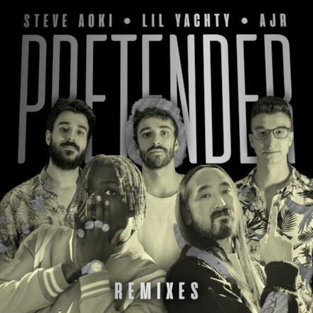 Pretender (feat. Lil Yachty & AJR) [Remixes] - Single