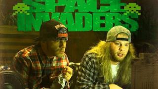 Salmo: il video di Space Invaders è un omaggio alla fantascienza