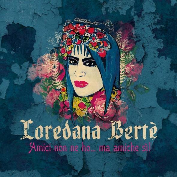 La cover del nuovo album della Bertè