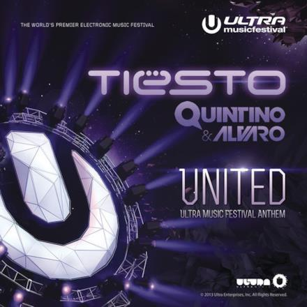 United (Ultra Music Festival Anthem) - Single