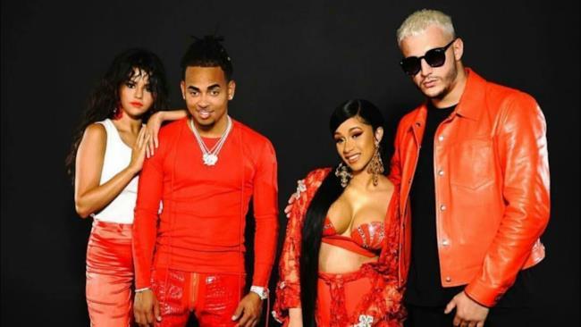 DJ Snake, Selena Gomez, Ozuna e Cardi B.