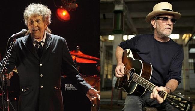 Bob Dylan e Francesco De Gregori