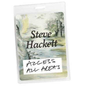 Access All Areas - Steve Hackett Live (Audio Version)