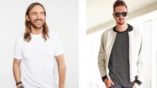 Robin Schulz e David Guetta - Shed a Light