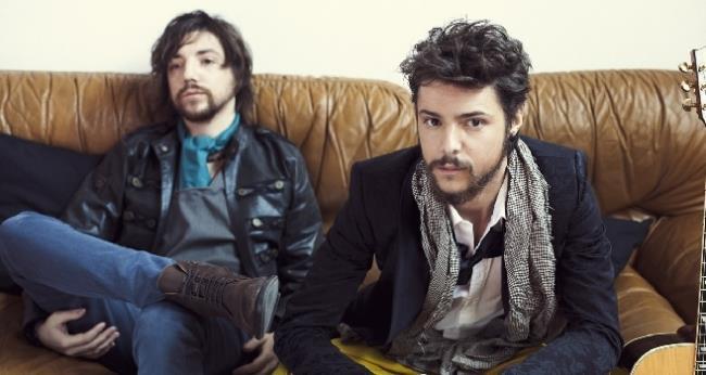 Sonohra: i fratelli Luca e Diego Fainello