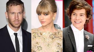 Calvin Harris, Taylor Swift e One Direction entrano nel Guinness dei primati