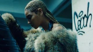 L'artista statunitense Beyoncé
