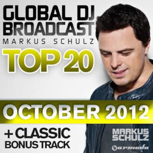Global Dj Broadcast Top 20 - October 2012 (Including Classic Bonus Track)