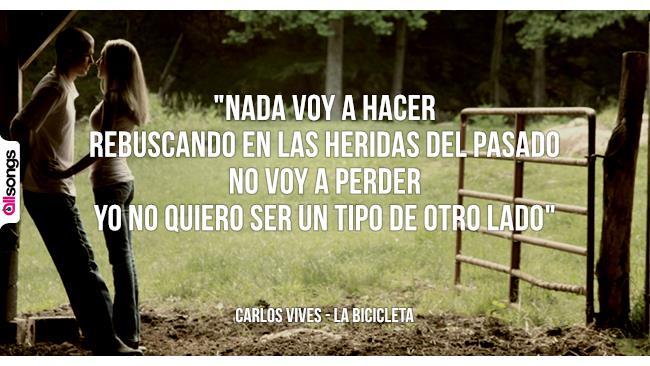 Carlos Vives: le migliori frasi dei testi delle canzoni