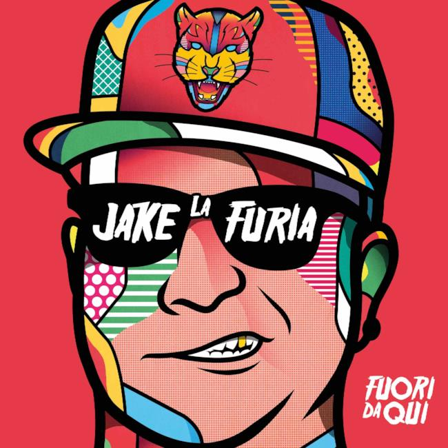 Cover album Jake La Furia