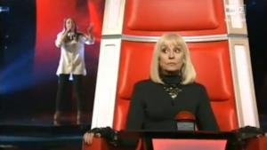 Elhaida Dani Blind Audition le reazioni dei coach di The Voice of Italy