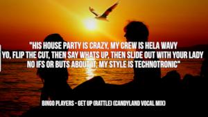 Bingo Players: le migliori frasi dei testi delle canzoni