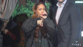 Rihanna: la cover di Bitch Better Have My Money