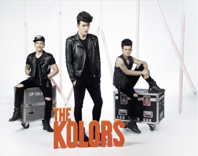 La band The Kolors