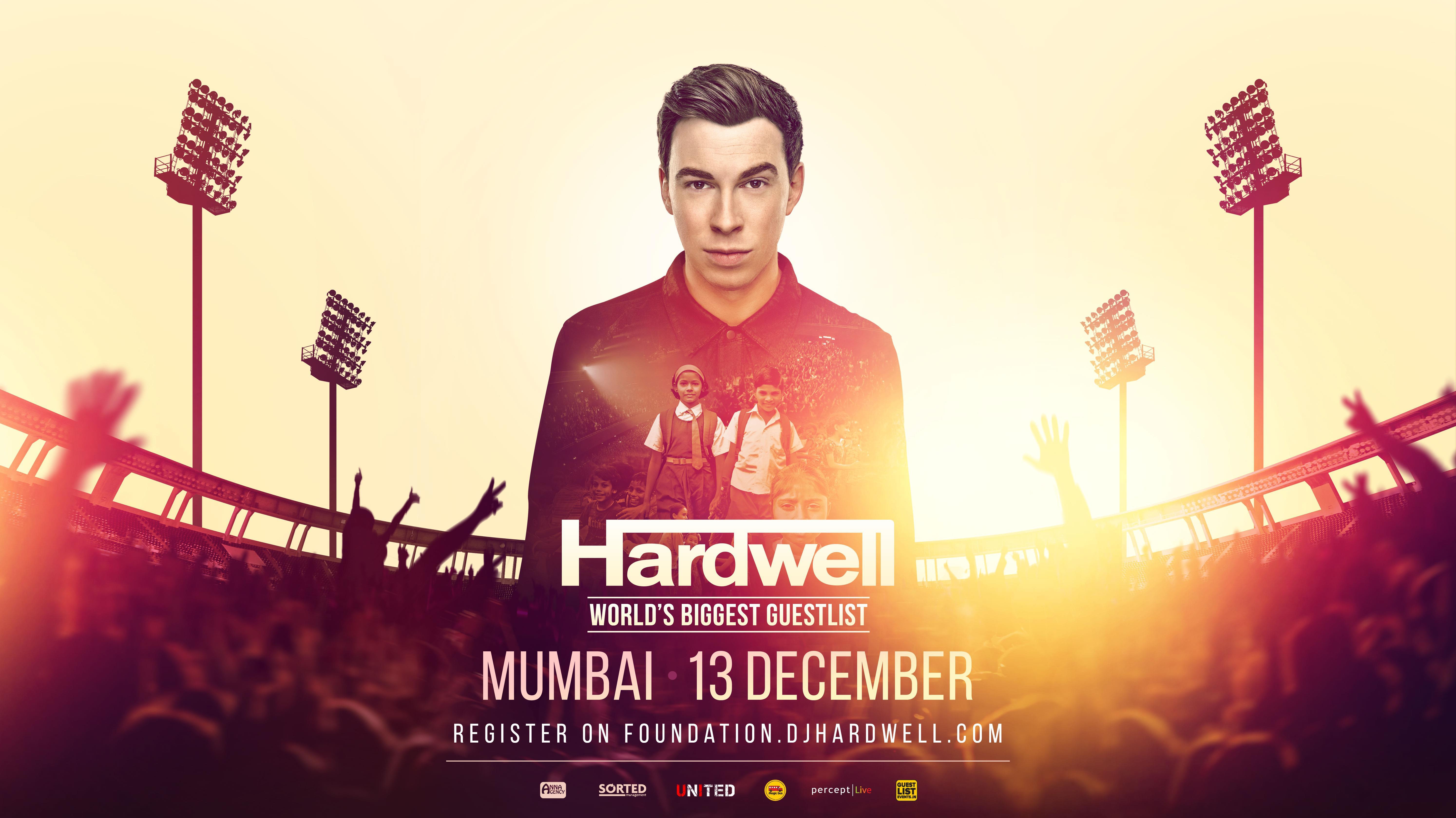 I Am Hardwell a Mumbai