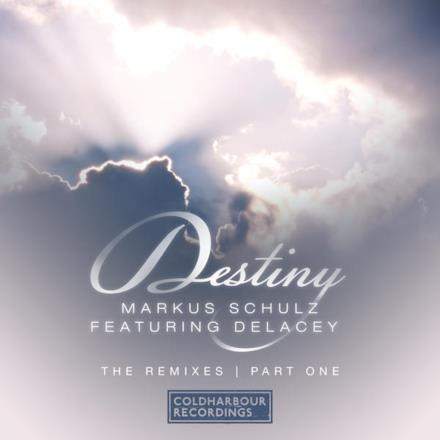 Destiny (feat. Delacey) [The Remixes, Pt. One] - EP