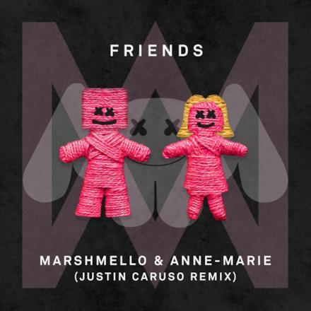 FRIENDS (Justin Caruso Remix) - Single