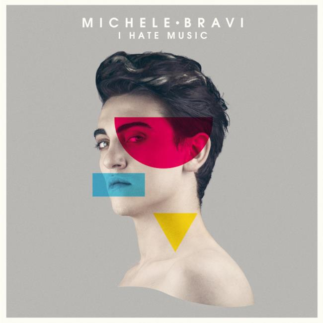 Michele Bravi cover album