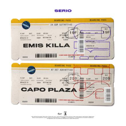 Serio (feat. Capo Plaza) - Single