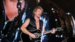 Bon Jovi re Mida del 2010