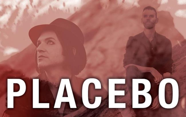 Brian Molko e Stefan Olsdale dei Placebo