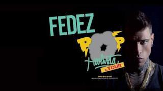 Locandina Pop-Hoolista Tour 2015 di Fedez