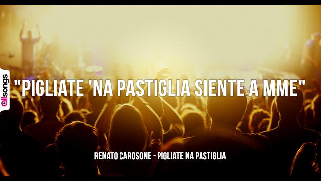Renato Carosone: le migliori frasi dei testi delle canzoni