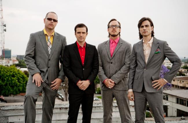 La band alternative rock Weezer