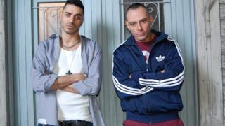 Finley, Fabri Fibra e Marracash