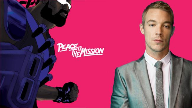 "Il progetto Major Lazer è pronto a far uscire il nuovo album dal titolo ""Peace is The New Mission"""