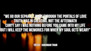 Tiësto: le migliori frasi dei testi delle canzoni