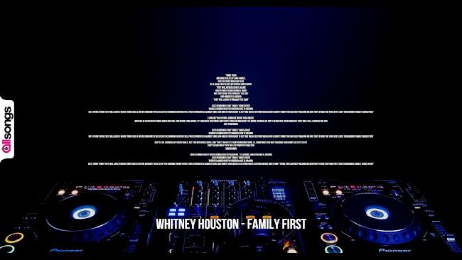 Whitney Houston: le migliori frasi dei testi delle canzoni